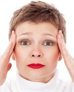 hlava bolesť