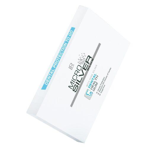 Microsilver Plus Žuvačky pre zdravé zuby a ďasná