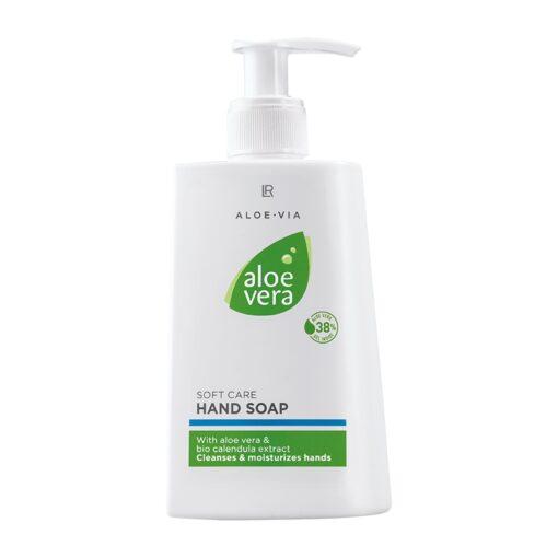 aloe vera jemná mydlová emulzia