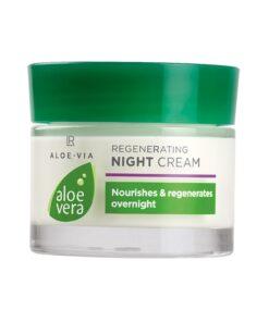 Aloe Vera Regeneračný Nočný Krém