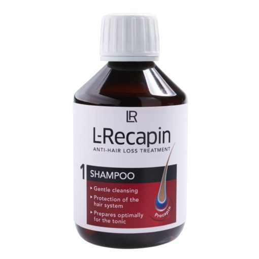 L-Recapin Šampón proti vypadávaniu vlasov
