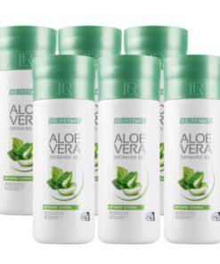 LR LIFETAKT Aloe Vera Drinking Gél Intense Sivera Séria 6 ks