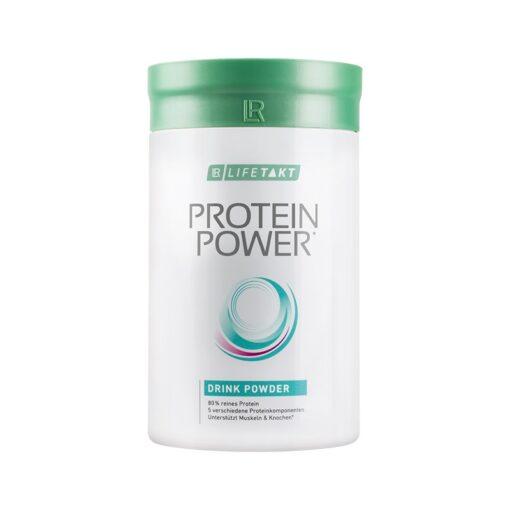 LR LIFETAKT Protein Power Vanilkový Nápoj v Prášku