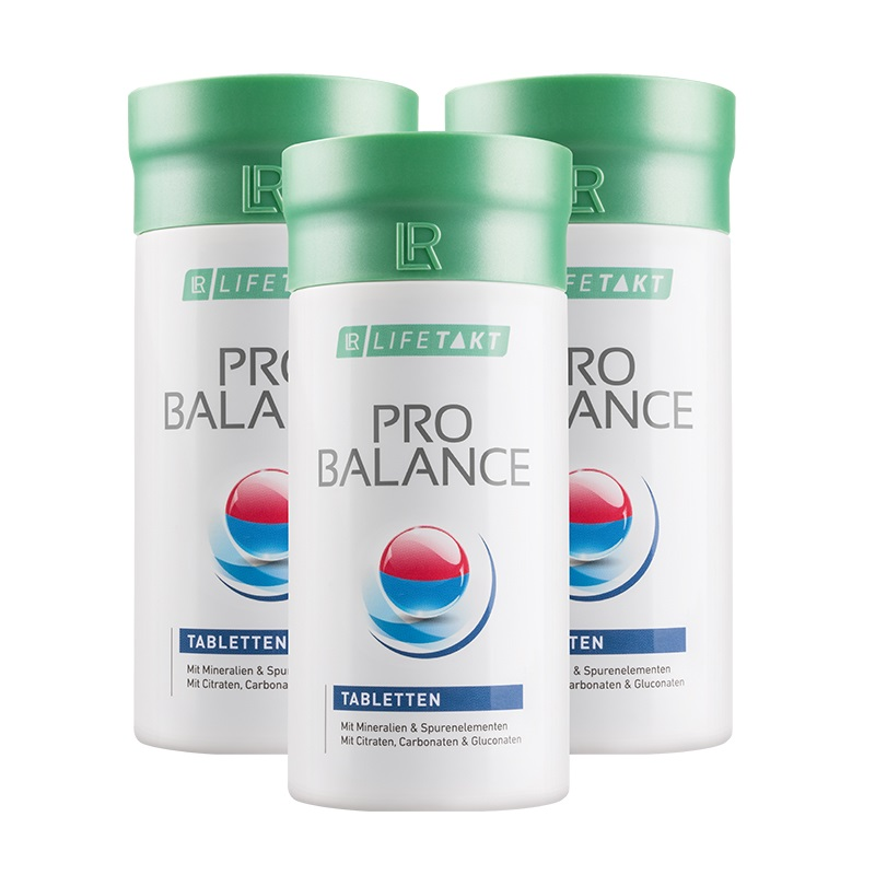 LR LIFETAKT Pro Balance Tablety Séria 3 ks