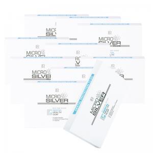Microsilver Plus Žuvačky pre zdravé zuby a ďasná 10 balení