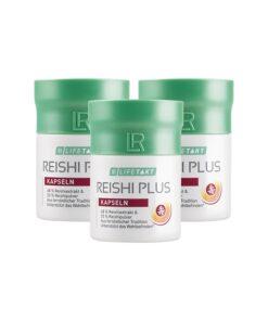 Reishi Plus Kapsule Séria 3 ks