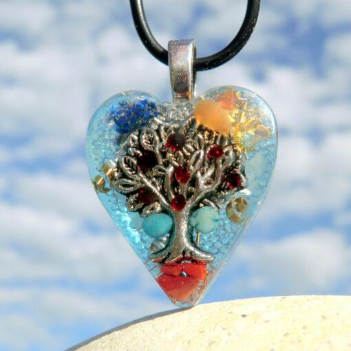 Granátový Strom Života K16 – modrý