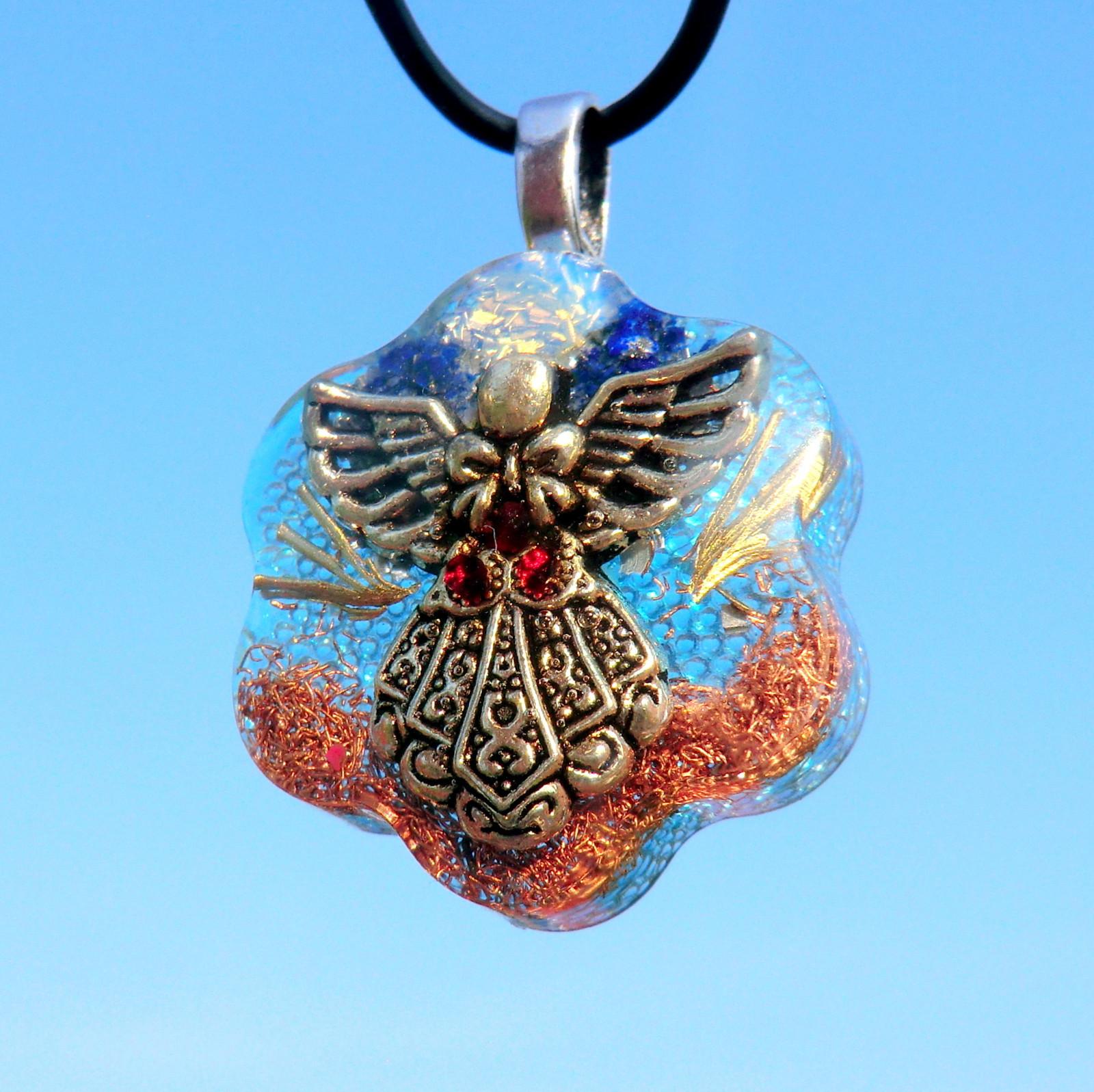 Energetické šperky - ORGONITY