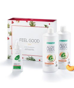 Aloe Vera Feel Good Box Broskyňa