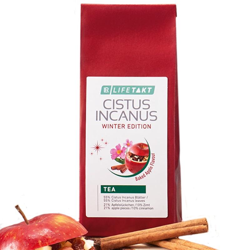 LR LIFETAKT Cistus Incanus Zimný Čaj Pečené Jablko