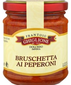 Ghiglione-Bruschetta-pepeproni-180g-Gourmet-Artisan-600×600