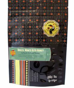 Káva – Brazil Monte Alto, zrnková, 226g, La Bohéme Café