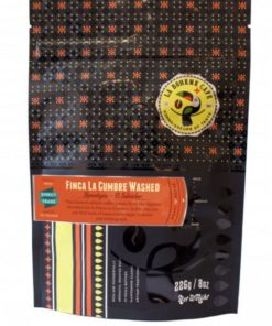 Káva – El Salvador Finca, zrnková, 226g, La Bohéme Café