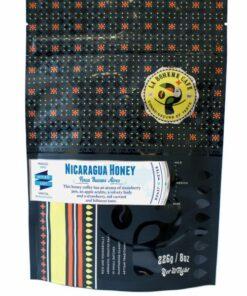 Káva – Nicaragua La Laguna Honey, zrnková, 226g, La Bohéme Café