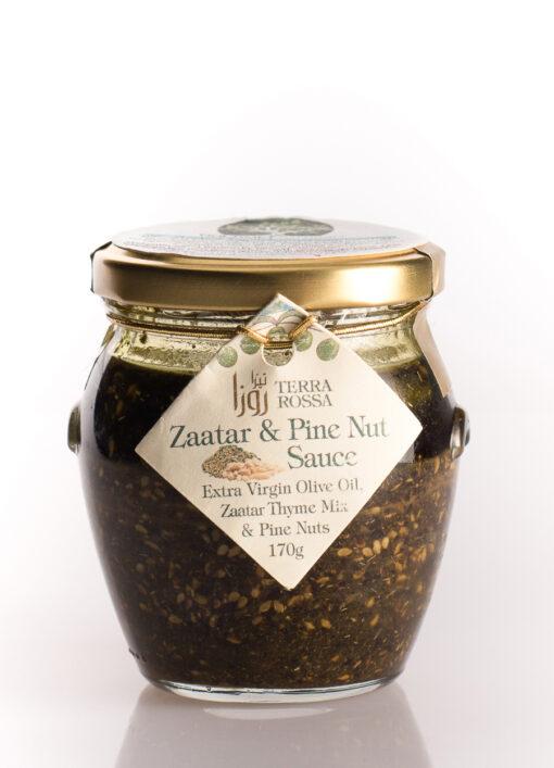 Zaatar-s-olivovým-olejom-píniovými-orieškami-170g-Gourmet-Artisan