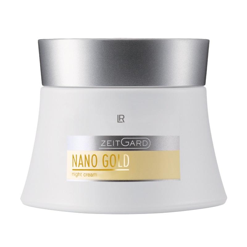Zeitgard Nanogold Nočný krém