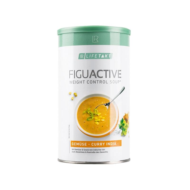 LR LIFETAKT Figu Active Zeleninová polievka kari India