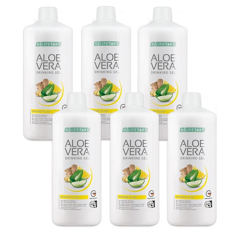 Aloe Vera Drinking Gél Immune Plus