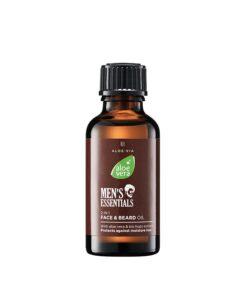 Aloe Vera 2v1 Olej na pleť a fúzy
