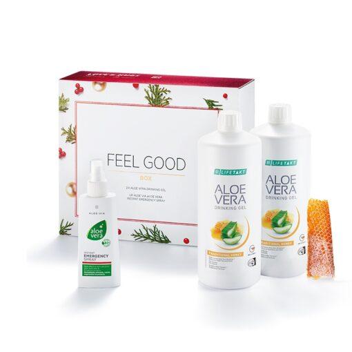 Aloe Vera Feel Good Box Med