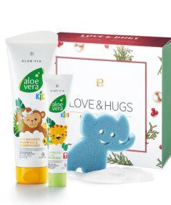 Aloe Vera Kids Care Séria + darčekový box