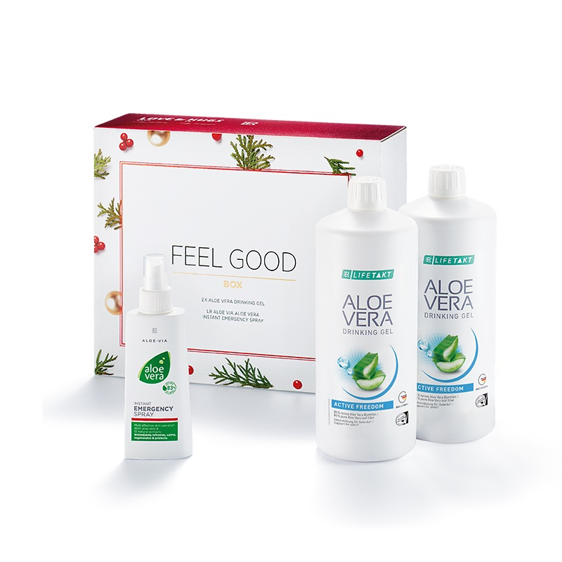 Aloe Vera Feel Good Freedom